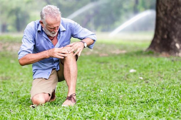 Concept de santé personnes âgées Photo Premium