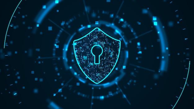 Concept de sécurité Photo Premium