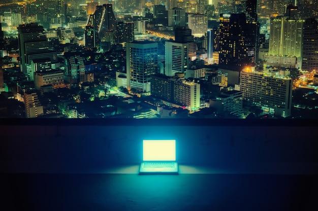 Concept technologique Photo Premium
