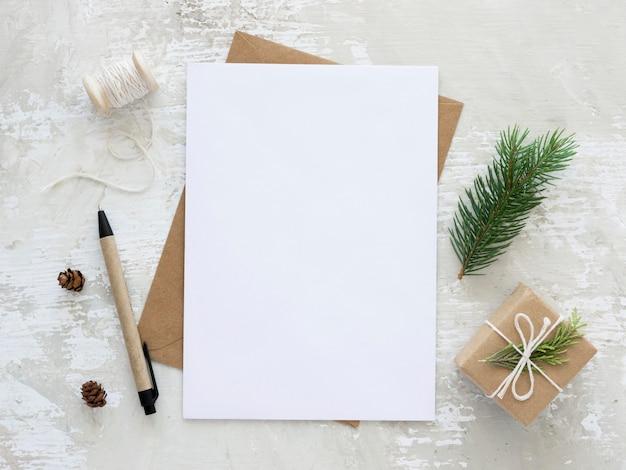Concept De La Veille De Noël Avec Espace Copie Photo gratuit