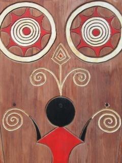 Conception tribale Photo gratuit