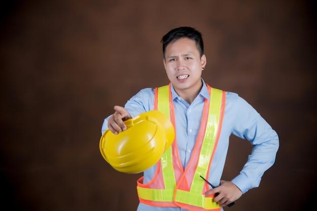 Construction, Concept De Travail D'ingénierie Photo gratuit