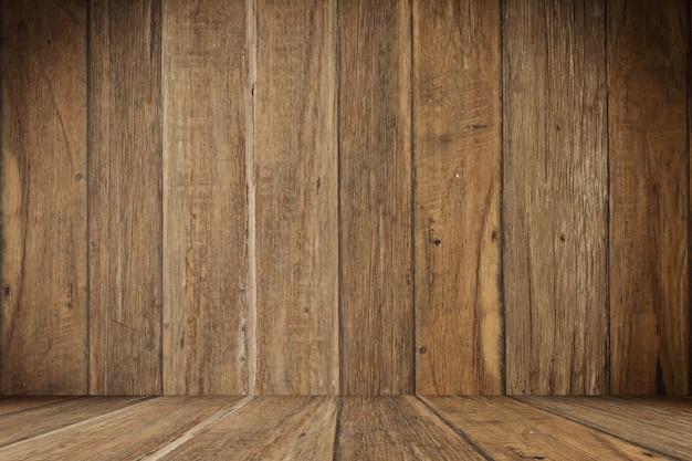 Contexto de palettes en bois Photo gratuit
