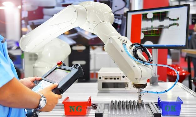 Contrôle d'ingénierie et automatisation des contrôles Photo Premium