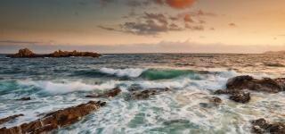 Côte marées Photo gratuit
