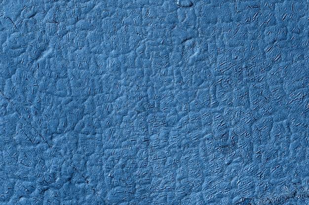 Couleur Du Bleu Classique De L'année 2020. Fond Avec Texture Abstraite Photo Premium