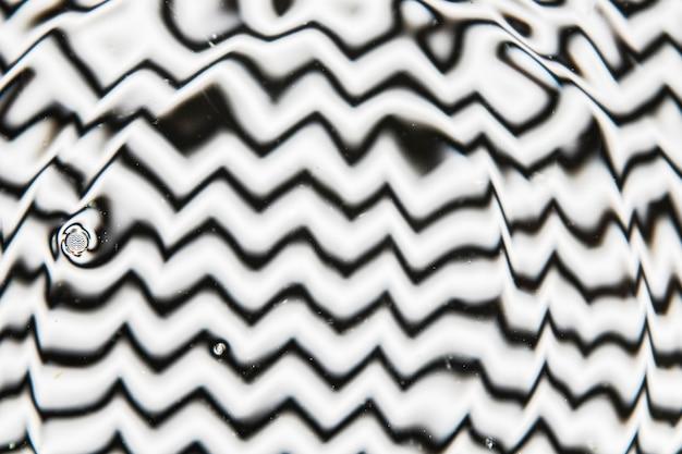 Couleurs Abstraites En Noir Et Blanc Photo gratuit
