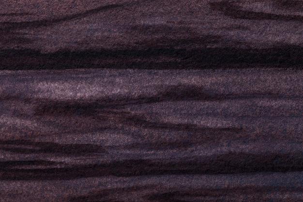 Couleurs brun foncé et noir de l'art abstrait. Photo Premium