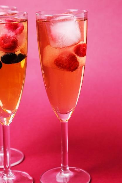 Coupe De Champagne Photo gratuit