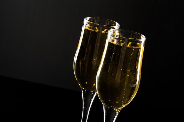 Coupe De Champagne Photo Premium