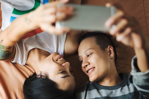lesbiennes asiatiques sans censure