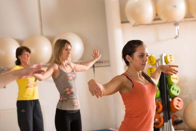 Cours de danse pour femmes Photo gratuit