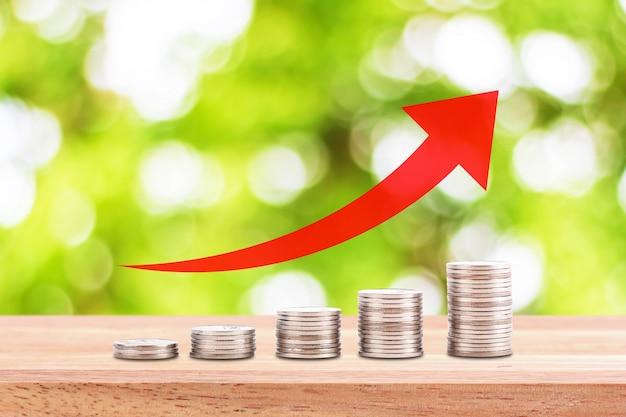 Croissance économique Photo gratuit