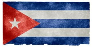Cuba grunge flag Photo gratuit
