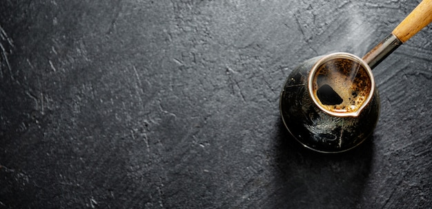 Cuire à la vapeur de café en turquie Photo gratuit
