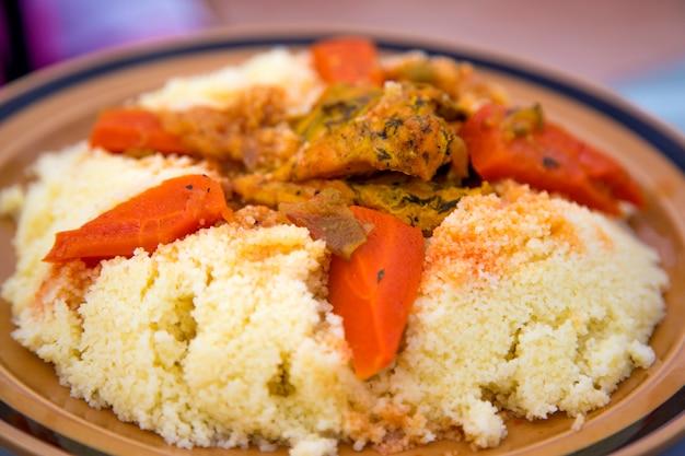 Cuisine marocaine Photo Premium