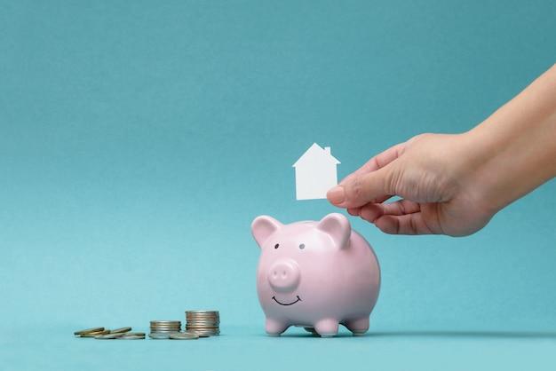 Cumul pour l'achat d'appartements, de logements Photo Premium