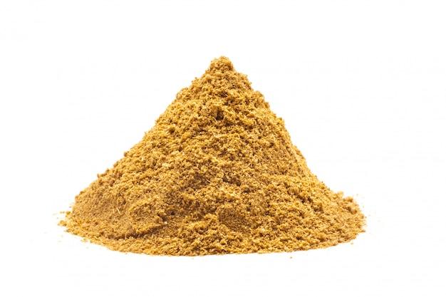 Curry de terreau Photo Premium