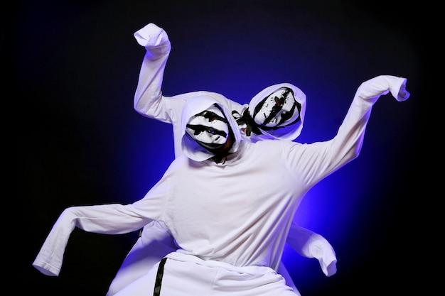 Danseur De Hip Hop En Danse Photo gratuit