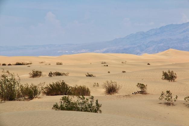 Death Valley En Californie, états-unis Photo Premium