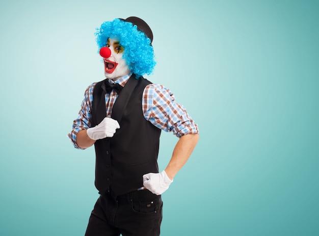 Décision clown comme ça fonctionne Photo gratuit