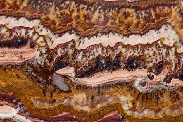 Décoration colorée en agate minérale naturelle Photo gratuit