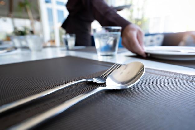 Décoration De Table De Luxe à La Maison. Photo Premium