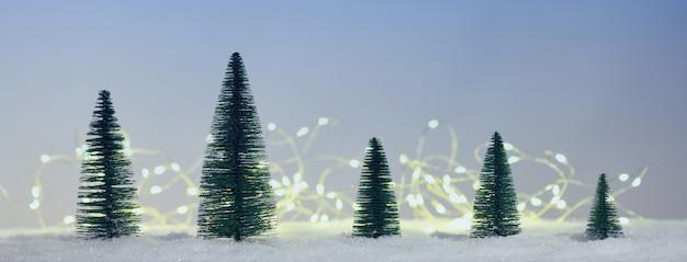 Décoration De Vacances De Noël Photo Premium