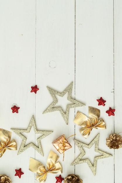 Décorations En Forme D'étoile Photo gratuit