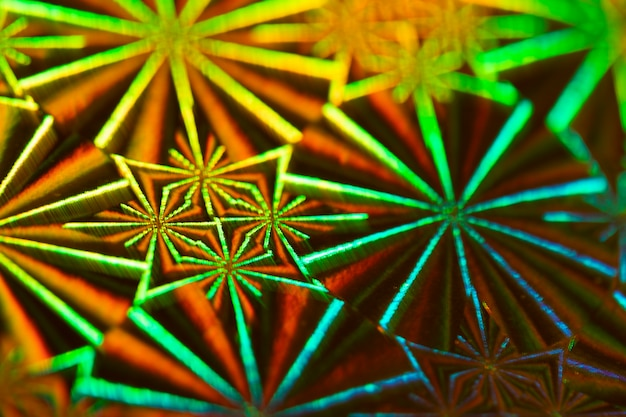 Décorations Grand Angle Avec Lumières Photo gratuit