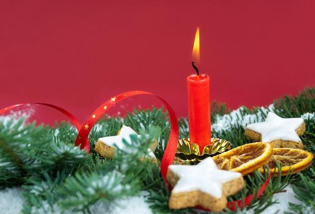 Décorations De Noël Photo Premium