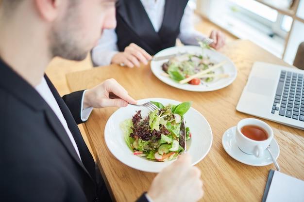 Déjeuner santé Photo gratuit