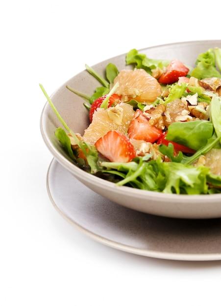 Délicieuse Salade Photo gratuit