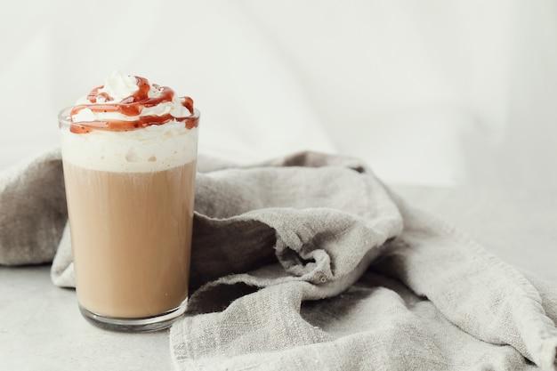 Délicieux Café Cappuccino Photo gratuit