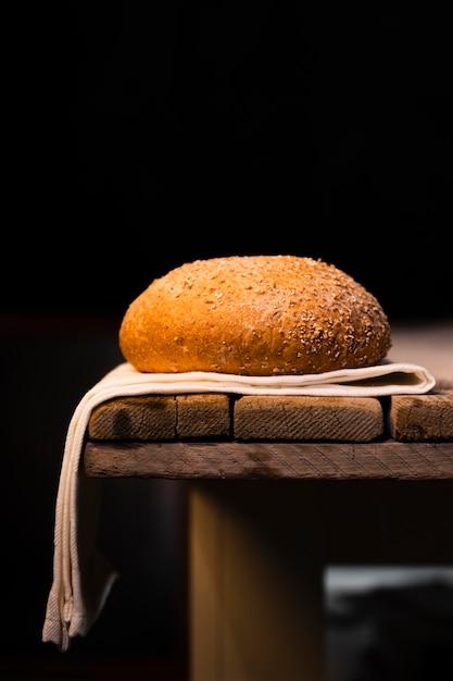 Délicieux Pain Maison Aux Graines Photo gratuit