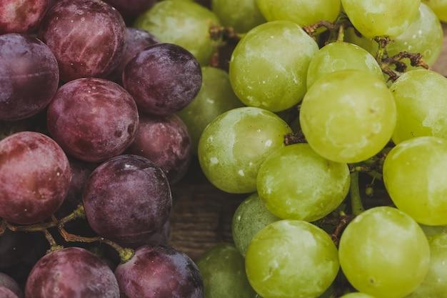 Délicieux Raisins Photo gratuit