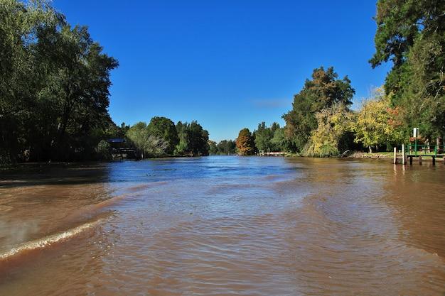 Le Delta De La Rivière Tigre, Buenos Aires, Argentine Photo Premium
