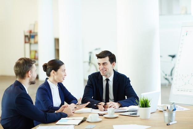 Démarrage des managers Photo Premium