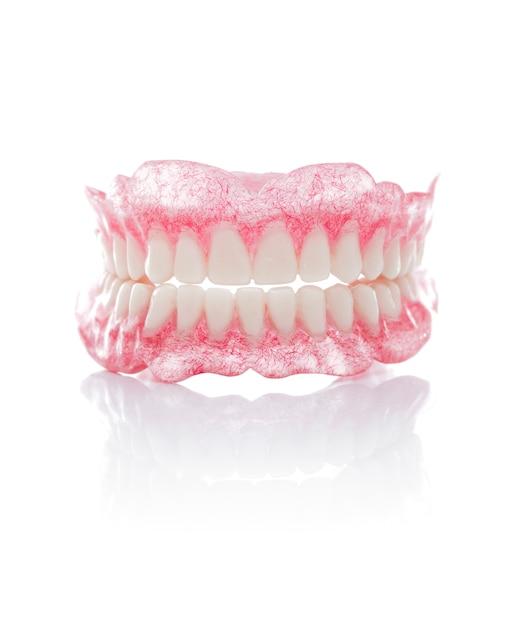 Dentiers complets Photo Premium