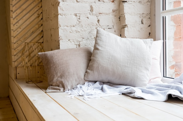 Design d'intérieur de style loft Photo Premium