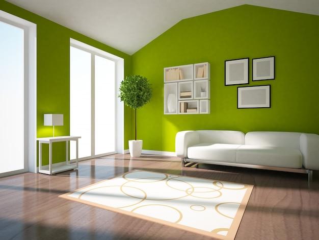 Design d'intérieur Photo Premium