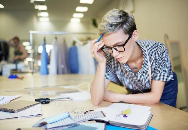 Designer De Vêtements Photo gratuit