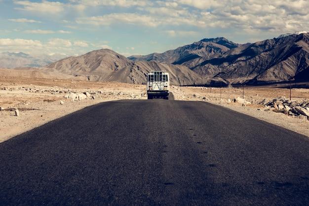 Destination de voyage indienne belle et attrayante Photo gratuit