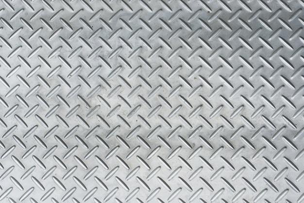 Détail, de, acier inoxydable, ou, métal, texture, modèle, de, a, trou d'homme, couverture, pour, fond Photo Premium