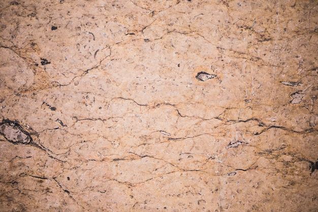 Détail du mur de marbre marron Photo gratuit