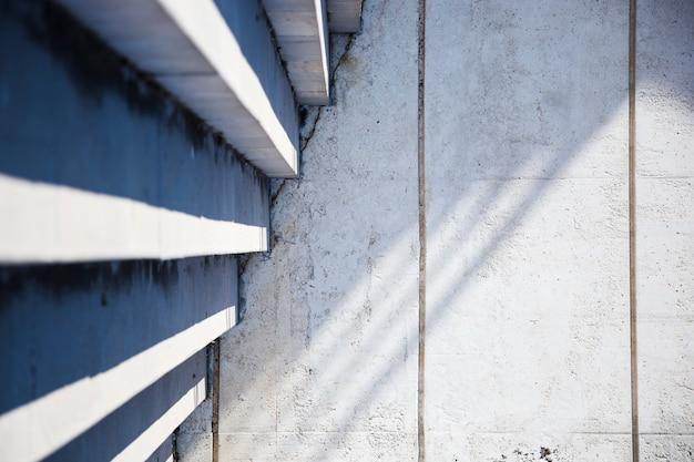 Détail Des Escaliers Urbains Photo gratuit
