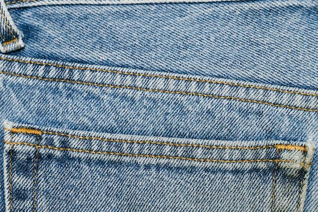 Détails sur la poche en jean Photo gratuit