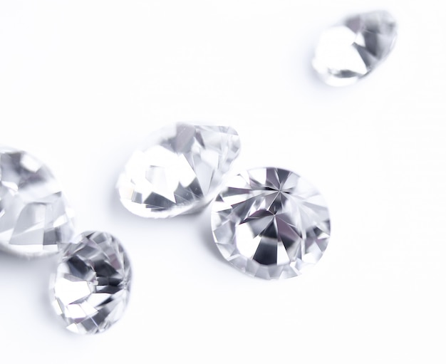 Diamants Expresifs Brillants Photo gratuit
