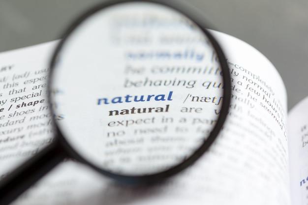 Dictionnaire définition du mot Photo Premium