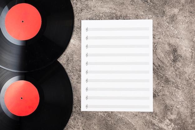 Disques vinyle Photo gratuit